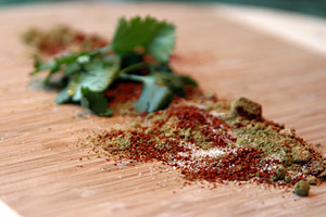 Baja Fish Taco Spices