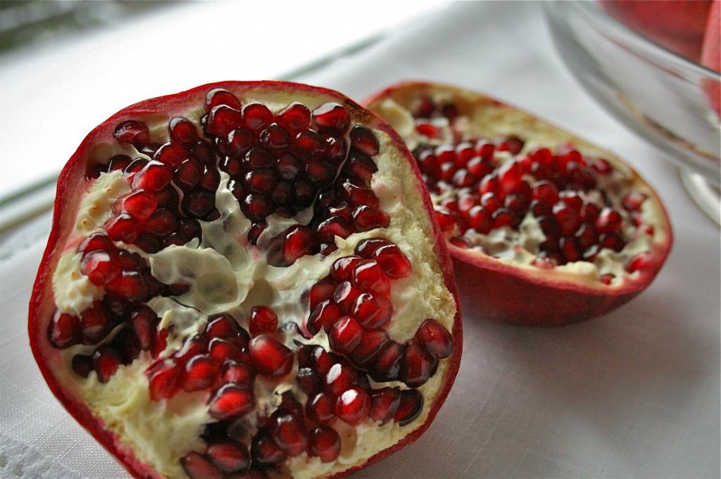 the fruit company pomegranate fruit