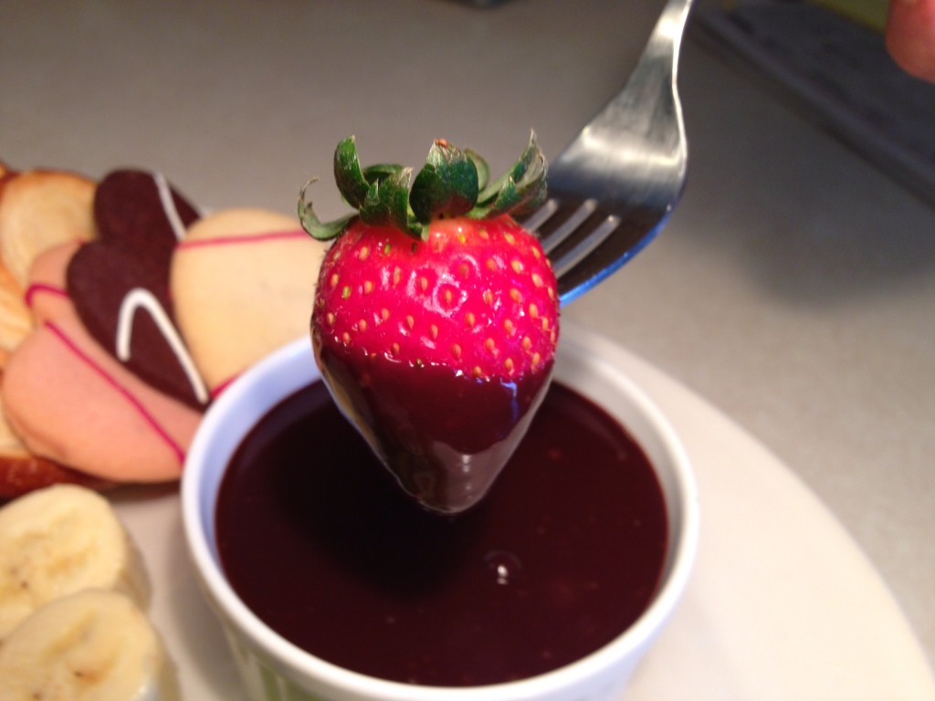Strawberrys, Chocolate Fondue, Recipe, Valentine's Day, The Fruit Company, Romantic, Chocolate, dip, tasty