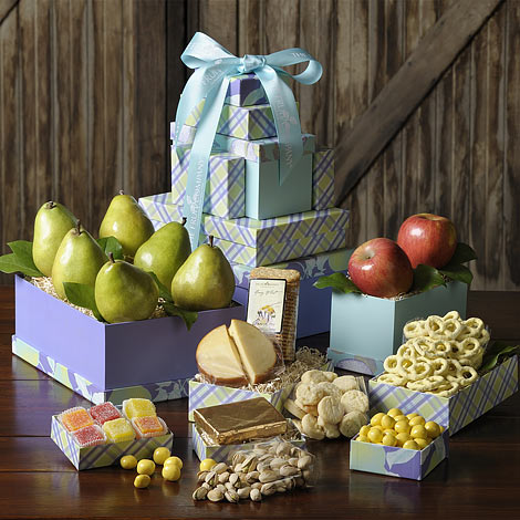 Mothers day decadent fruit tower, the fruit company, fresh fruit, gift tower, gift basket, gift Idea, fresh fruit gifts, monthly fruit, mom, moms day