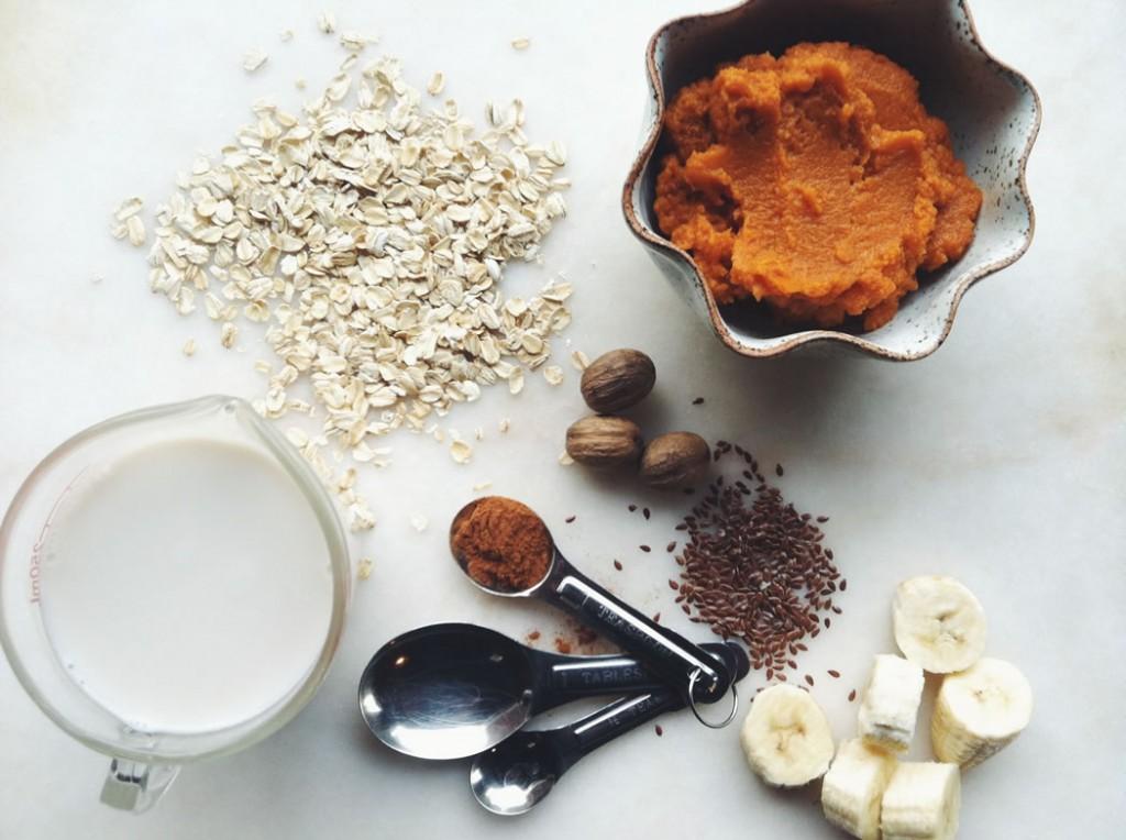Pumpkin Pie Smoothie Recipe on The Fruit Company Blog