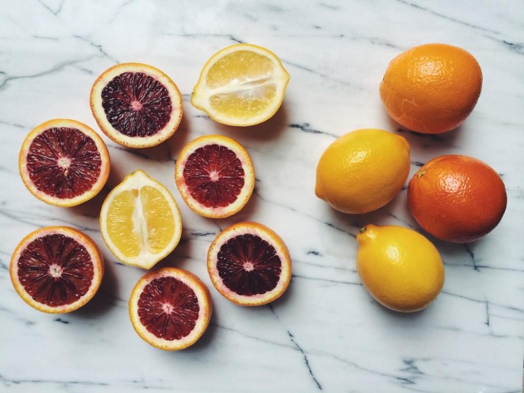 Blood Orange & Meyer Lemon Curd