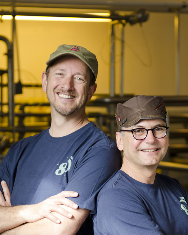 Rogue Creamery Co-Owners