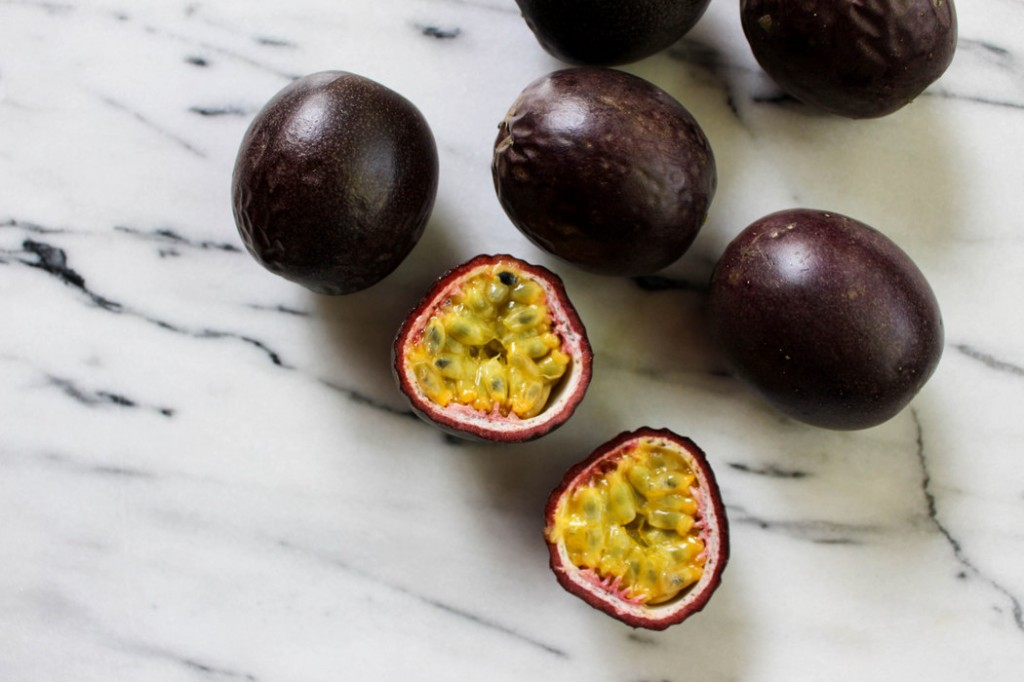 Passion Fruit is the April Fruit of the Month in the HarvestClub Exotica from The Fruit Company