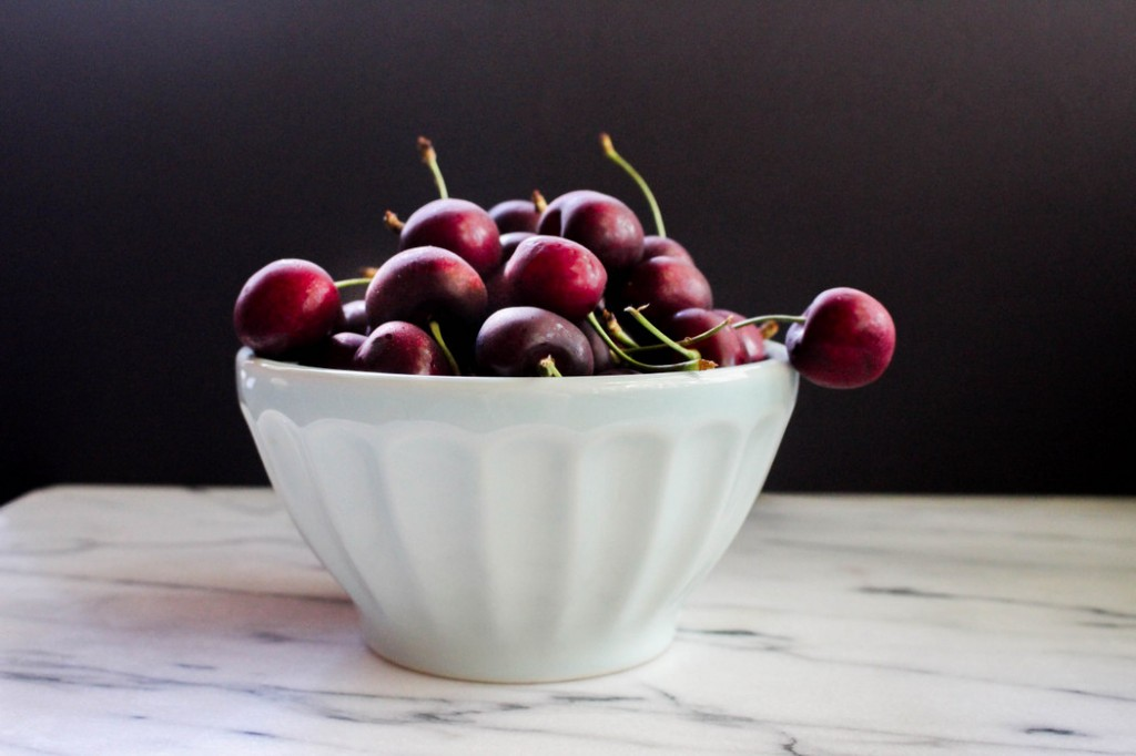 Cherries from The Fruit Company