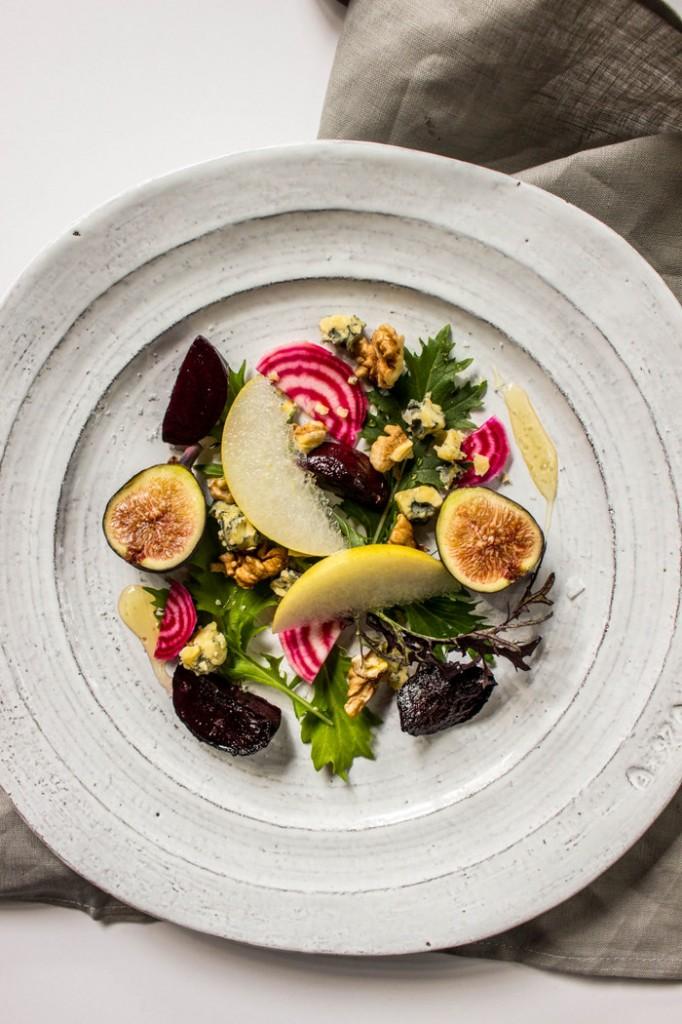 Fall Asian Pear Salad | Recipe on The Fruit Company Blog