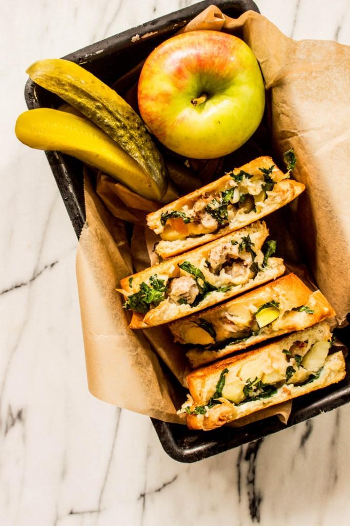 Apple Grilled Sandwich-4