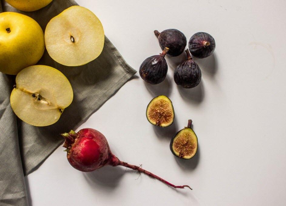 Asian Pear Salad Recipe on The Fruit Company Blog