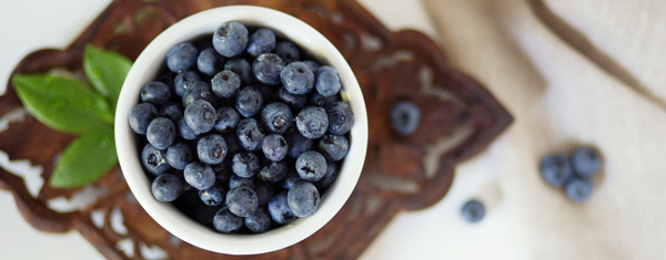 Fresh Northwest Blueberries