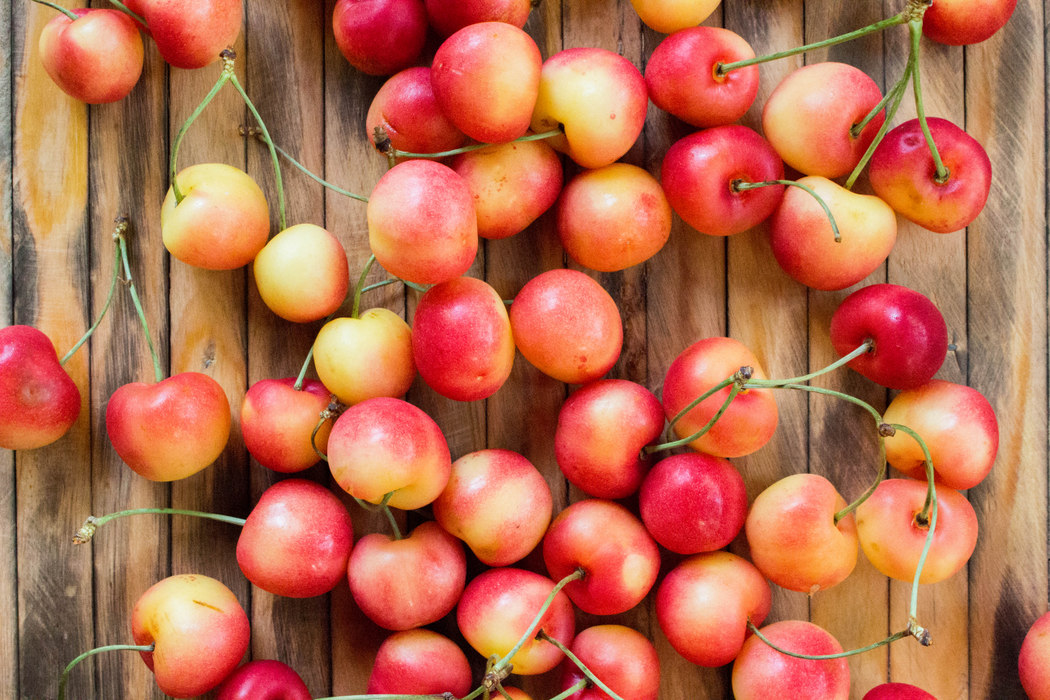 Rainier Cherries from The Fruit Company